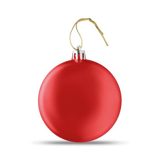Afgeronde kerstbal sample