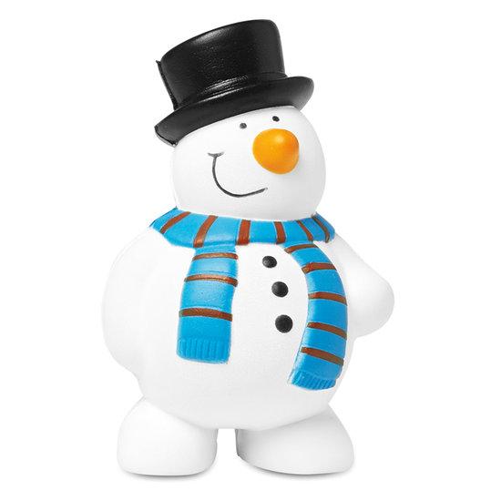 Antistress sneeuwman
